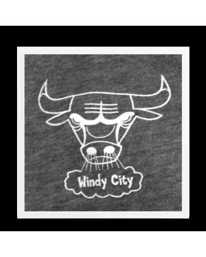 Sudadera Rock Chicago Bulls