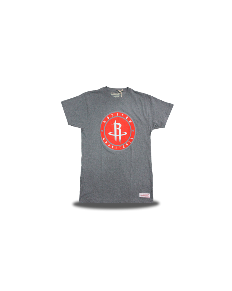 Camiseta Logo Houston Rockets