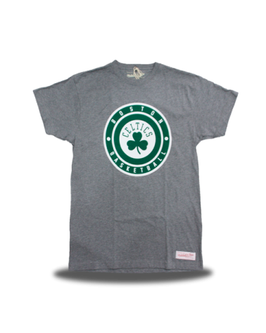 Camiseta Logo Boston Celtics