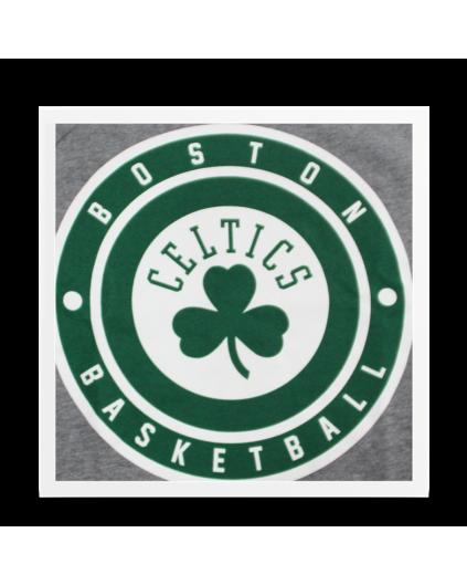 Camiseta Logo Boston Celtics