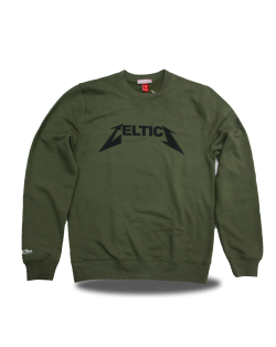 Sudadera Rock Boston Celtics