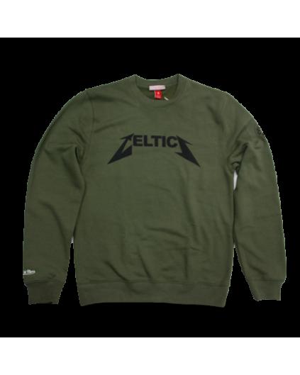 Sudadera Rock Boston Celtics