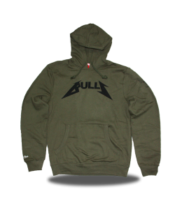 Sudadera Hoody Rock Chicago Bulls