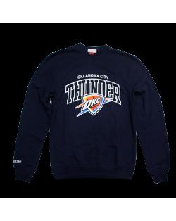 Sudadera Logo Oklahoma City Thunder