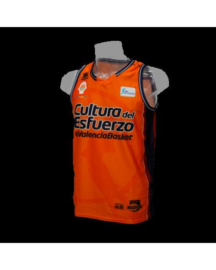 Camiseta Liga Endesa San Pablo Burgos 1ª - Camisetas Liga Endesa