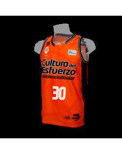 Camiseta Liga Endesa Valencia 1ª