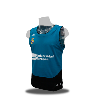 Camiseta Real Madrid baloncesto 2ª 17/18