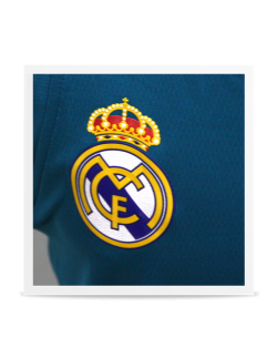 Camiseta Liga Endesa Real Madrid 2ª