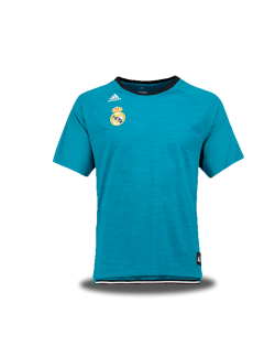 Camiseta de tiro Real Madrid 2017/18
