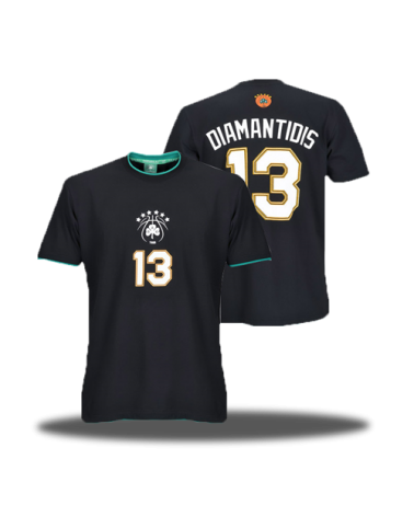 Camiseta Diamantidis PAO