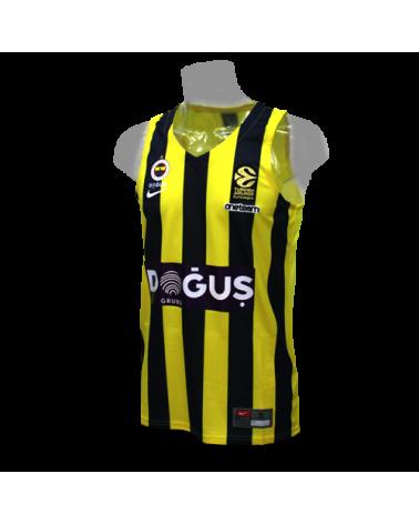 Camiseta Euroliga Fenerbahçe 17/18