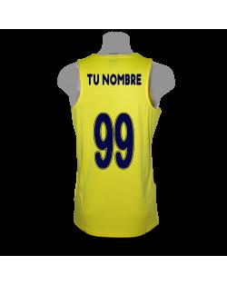 Camiseta Euroliga Fenerbahçe