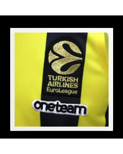 Camiseta Fenerbahçe Euroliga