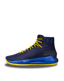 Under Armour Drive 4 Navy Niños