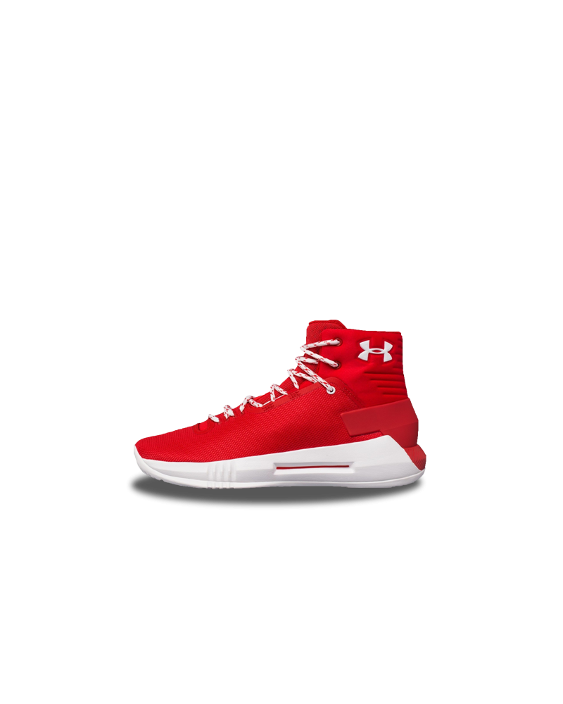 Under Armour Drive 4 Roja Niños
