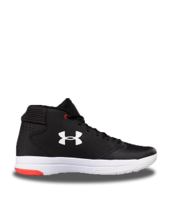 Under Armour Jet 2017 Negra Niños