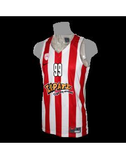 Camiseta Euroliga Olympiacos 1ª