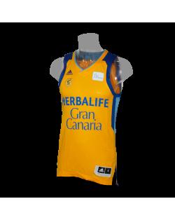 Camiseta Liga Endesa Herbalife Gran Canaria 1ª