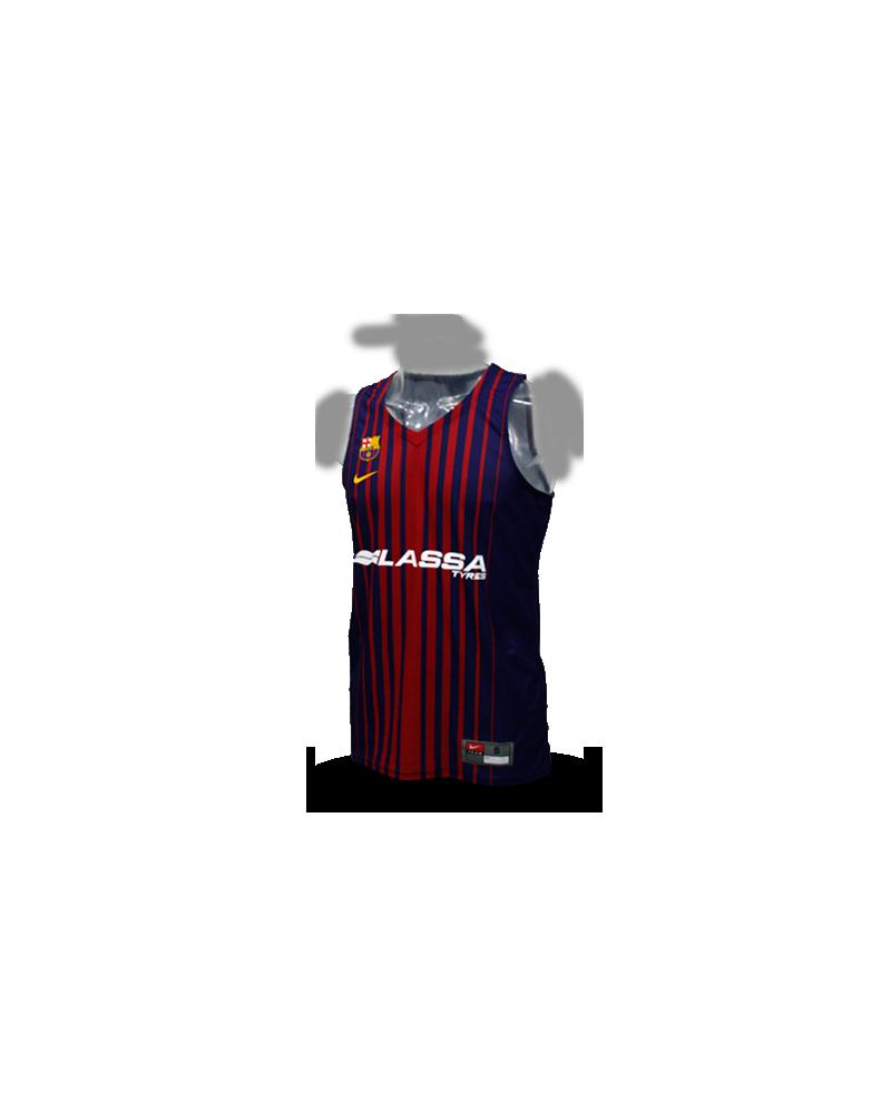 big sale bdc1f 33767 Camiseta Liga Endesa Barcelona 17/18   Camisetas Liga Endesa