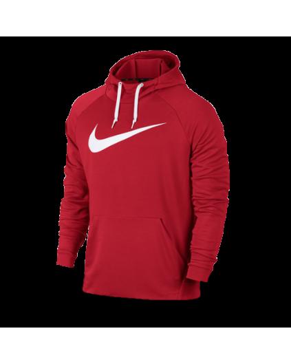 Sudadera Nike Dry Training  Roja