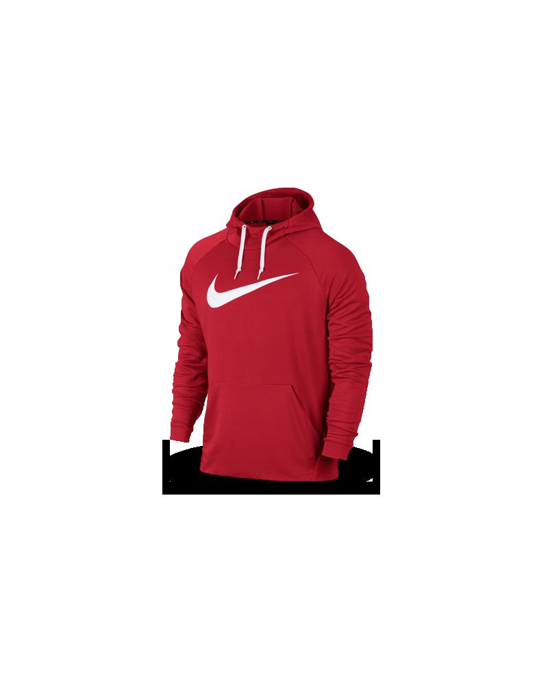 cerca diseñador Duquesa  Sudadera Nike Dry Training Roja | Sudaderas Nike