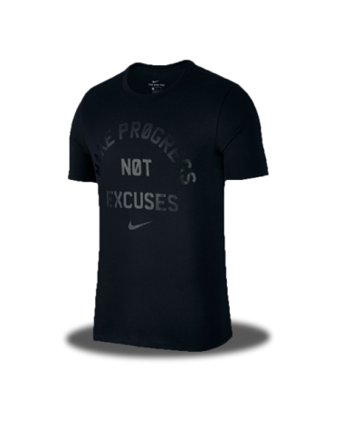 Camiseta Nike Not Excuses