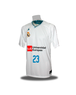 Cubre Real Madrid 2017/18