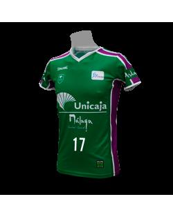 Camiseta Liga Endesa Unicaja de Málaga 1ª
