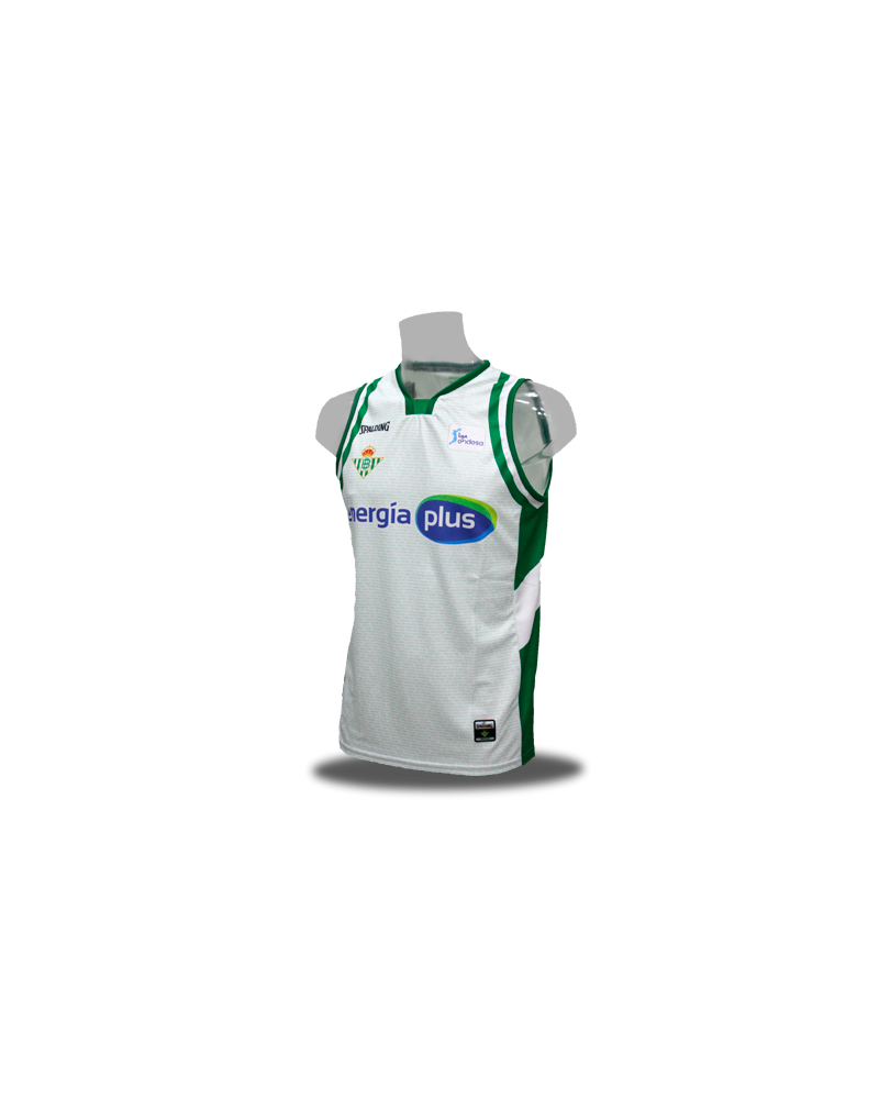 Camiseta Liga Endesa Real Betis 2ª