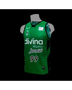 Camiseta Liga Endesa Divina Seguros Joventut 1ª