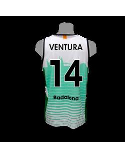 Camiseta Liga Endesa Divina Seguros Joventut 2ª