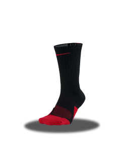 Nike Performance Crew Black/Red