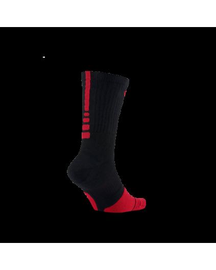 Calcetín Nike Performance Negro/Rojo