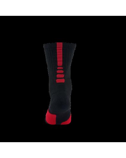 Nike Performance Crew Black/Red