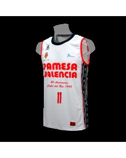 Camiseta Retro Pamesa Valencia Copa 98