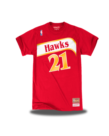 Atlanta Hawks Dominique Wilkins Shirt