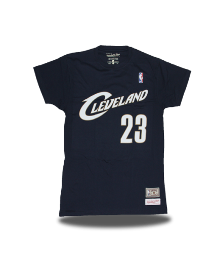 Cleveland Cavaliers Camiseta Lebron Navy