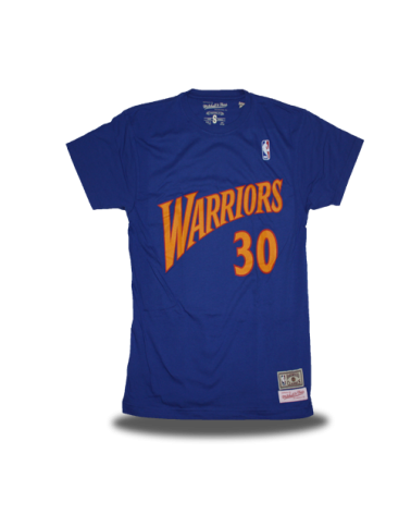 Golden State Warriors Curry Azul