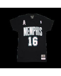 Memphis Grizzlies Pau Gasol Shirt