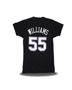 Sacramento Kings Jason Williams Shirt