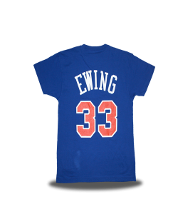 New York Knicks Patrick Ewing Shirt