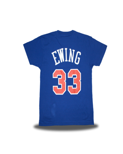 New York Knicks Patrick Ewing Shirt