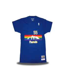 Denver Nuggets Dikembe Mutombo Shirt