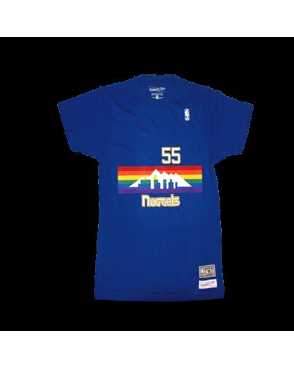 Denver Nuggets Camiseta Dikembe Mutombo