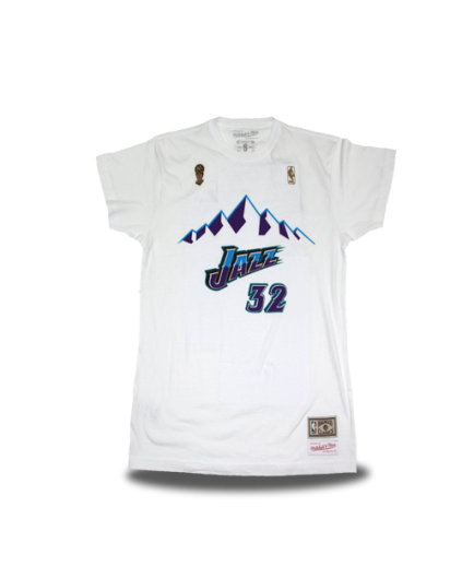 Utah Jazz Karl Malone Shirt
