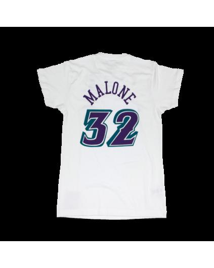 Utah Jazz Camiseta Karl Malone