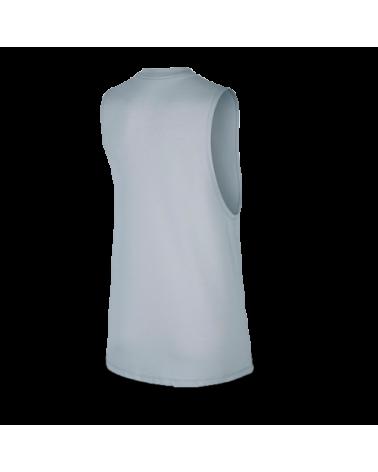 Women´s Grey Top Nike Dry