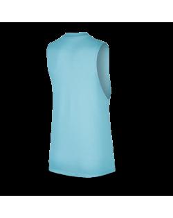Top Femenino Nike Dry Cian