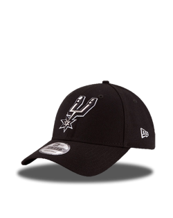 SAN ANTONIO SPURS BLACK 9FORTY