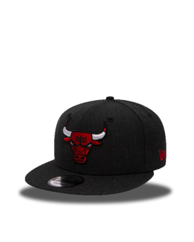 CHICAGO BULLS HEATHER 9FIFTY